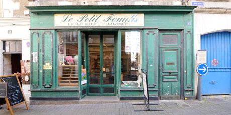 Le Petit Fouillis - Emmaüs