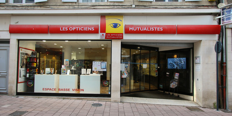 Les Opticiens Mutualistes Poitiers Centre