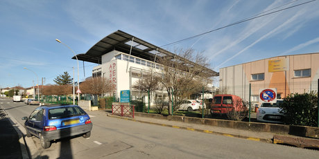Lycée Auguste Perret