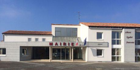 Mairie de Mignaloux Beauvoir