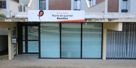 Mairie de quartier de Beaulieu