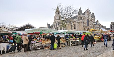 Marché Notre Dame