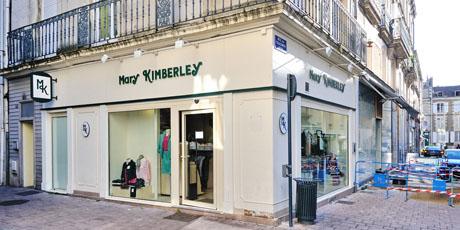 Mary Kimberley