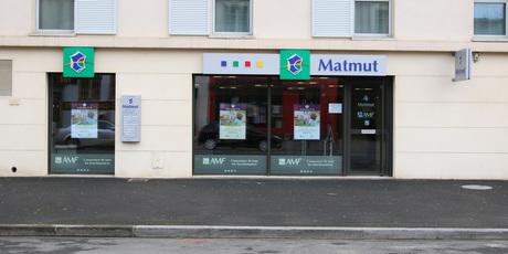 Matmut Poitiers Gare