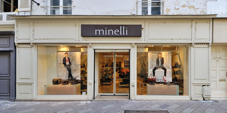 chaussures minelli poitiers