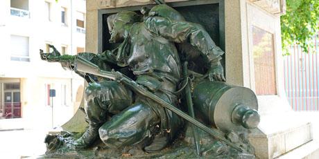 Monument aux morts de 1870-1871