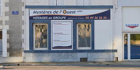 Mystères de l'Ouest