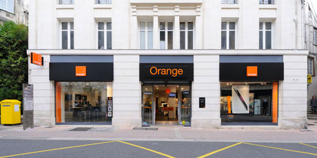 Boutique Orange Poitiers Centre Ville
