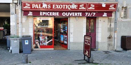 Palais Exotique