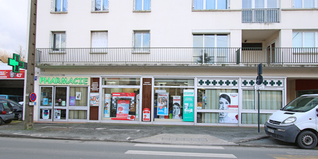 Pharmacie Anatole France