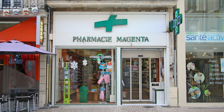 Pharmacie Magenta