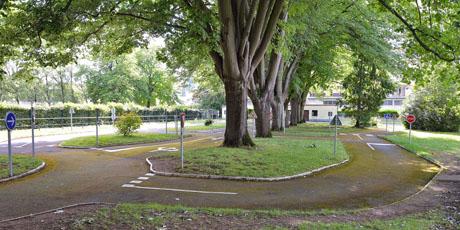 Piste d'éducation routière de Poitiers