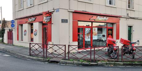 Pizza Hut Poitiers