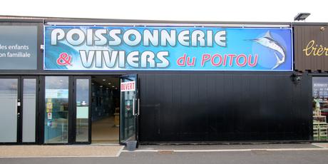 Poissonnerie et Viviers du Poitou