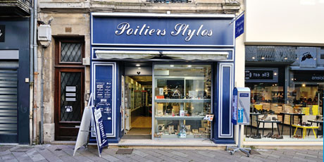 Poitiers Stylos