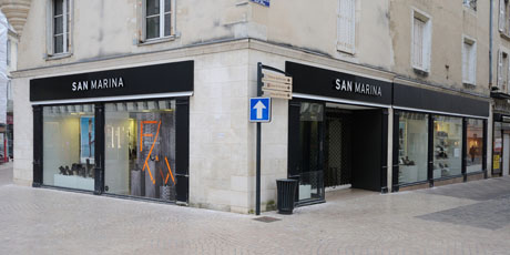 magasin chaussures centre ville poitiers. Black Bedroom Furniture Sets. Home Design Ideas