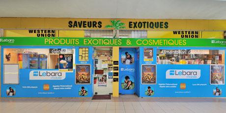 Saveurs Exotiques
