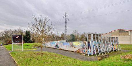 Skate Park de Beaulieu