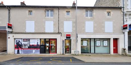 Société Générale Poitiers Libération