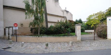 Square des Flageolles