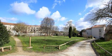 Square du Bon Pasteur