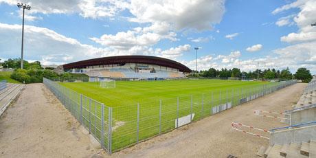 Stade de la Pépinière