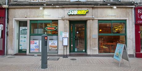 Subway Poitiers