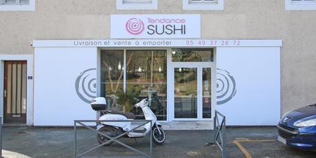 Tendance Sushi