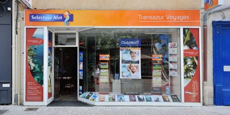 Transazur Voyages Poitiers Centre
