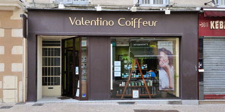 Valentino Coiffeur