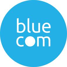 Blue Com