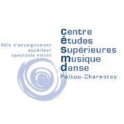 Centre d'études supérieures musique et danse (CESMD) de Poitou-Charentes
