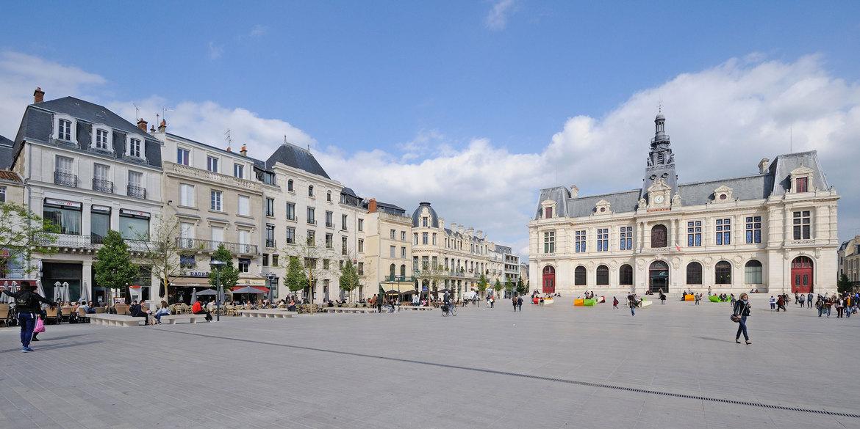 Place du Maréchal Leclerc