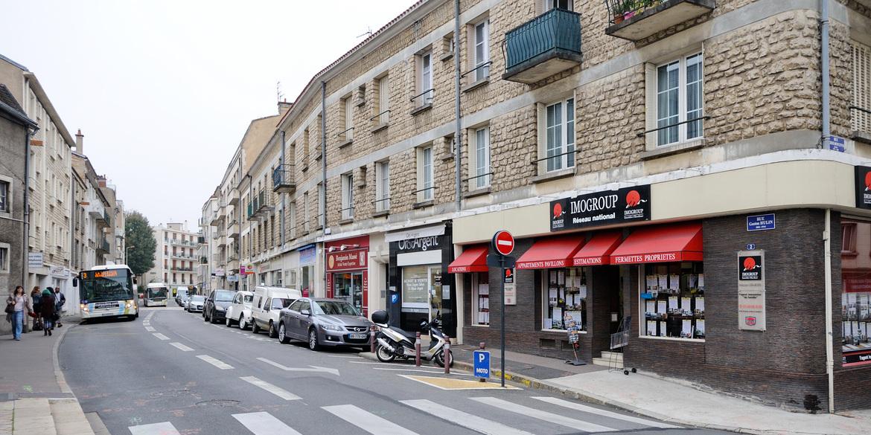 Rue Gaston Hulin